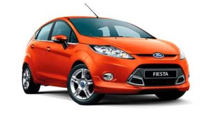 ford fiesta, Parts Line